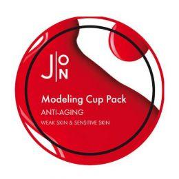 Альгинатная маска J:ON Anti-Aging Modeling Pack