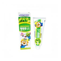 PORORO Зубная паста для детей - яблоко PORORO TOOTHPASTE FOR KIDS APPLE