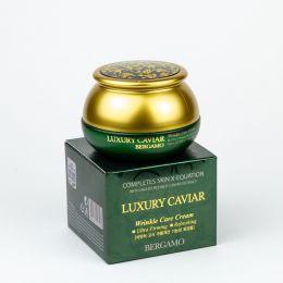 Bergamo Антивозрастной крем люкс класса с экстрактом черной икры Luxury Caviar Wrinkle Care Cream