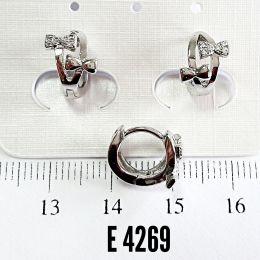 Сережки E/S/E4269