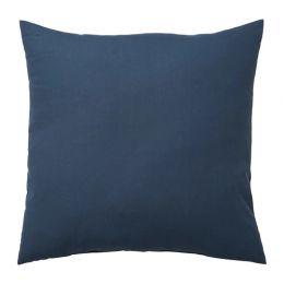 ВАЛЬБЬЁРГ Подушка, темно-синий 50 х 50 см