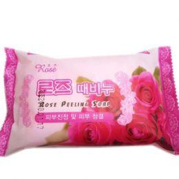 Rose Rose Peeling Soap, Мыло – пилинг с розой, 150 гр