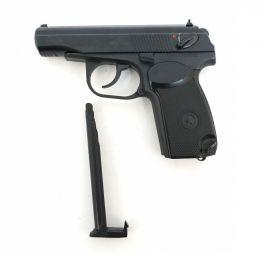 Пневматический пистолет МР-658К (Blowback)