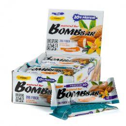 BOMBBAR, батончик 60г. Almonds