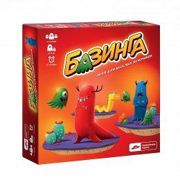 Cosmodrome Games: Базинга