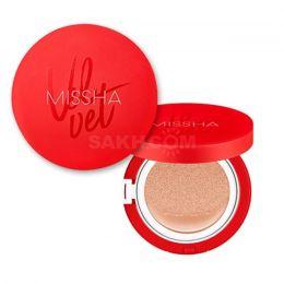 Тональный кушон Missha Velvet finish cushion spf50+ 21 тон