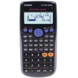 Калькулятор CASIO инженерный FX-82ESPLUSBKSBEHD, 252 функции, 162х80 мм, сертифицирован для ЕГЭ