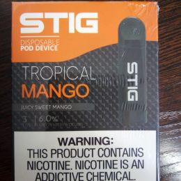 Одноразовая сигарета VGOD STIG 60мг