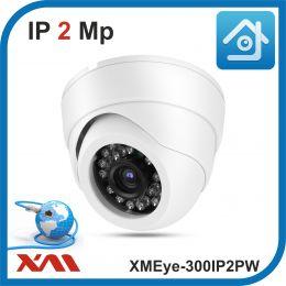 Камера видеонаблюдения IP XMEye-300IP2PW-2,8.