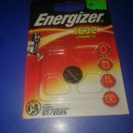 Батарейка Energizer 1632 3V