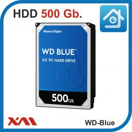 HDD 500 Gb. Western Digital WD5000AAKX. Жесткий диск.