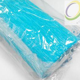Крепированная бумага, цв.: голубой 26, Китай, 2,5 м х 50 см