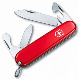 Нож Victorinox Recruit, красный 0.2503