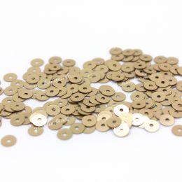 Пайетки плоские 2019 Metal 4 мм 3 гр (Италия)