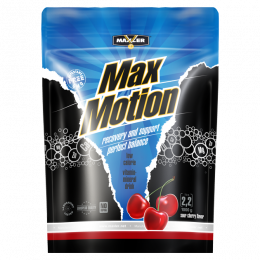 MAXLER, MaxMotion, дойпак 1кг. Sour chery