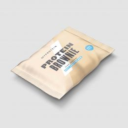 MYPROTEIN, Protein brownie, упаковка 12х75гр. White chocolate