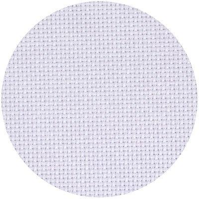 Канва в упаковке 14 кл, белая, 48,5х36,5 см