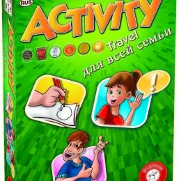 Активити: Для всей семьи, компактная версия (на русском языке)