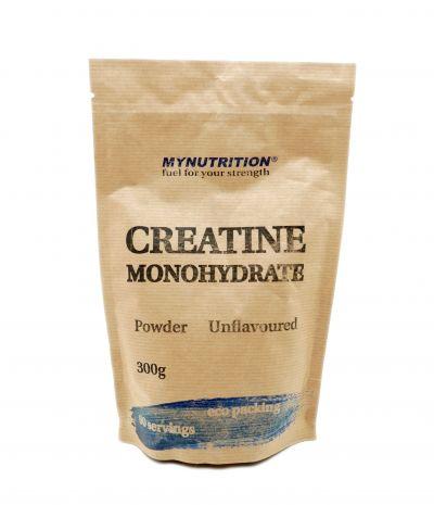 MYNUTRITION, creatine monohydrate, дойпак 300гр.