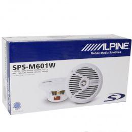 Alpine SPS-M601W