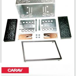 Шахта для 2-din автомагнитолы CARAV 14-003