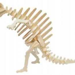 Деревянный пазл, Динозавр, 2пл., 24*19см.