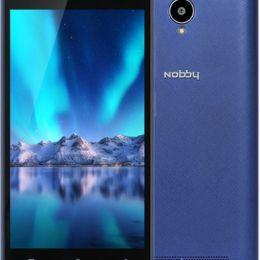 Смартфон Nobby S500 1/8Gb Black Б/У