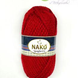 Nako Spaghetti 1175, 25% Шерсть, 75% Акрил 100гр. 60м.