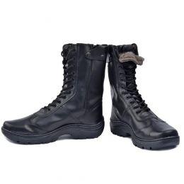 Ботинки EXTRIME-NORD на молнии (натур. шерсть)
