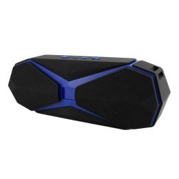 Портативная акустика BT, USB, SD, AUX, H18, Blue