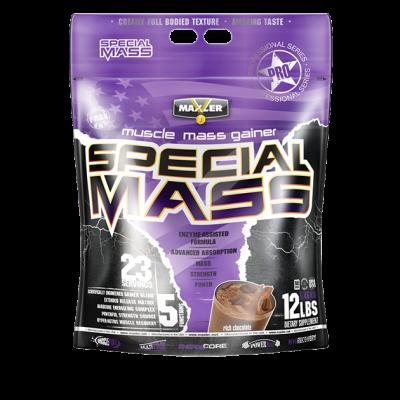 MAXLER Special mass gainer, дойпак 5,45кг. Rich chocolate