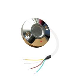 КТМ-H1. Подсветка. Считыватель накладной Touch memory для систем контроля доступа.