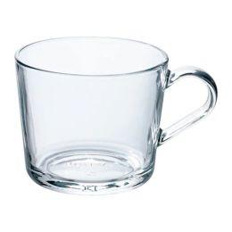ИКЕА/365+ Кружка, прозрачное стекло 9 см