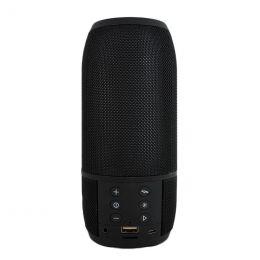 Портативная акустика BT, USB, SD, AUX, PULSE 3, 1+1, black