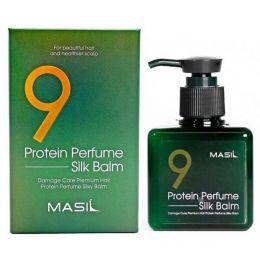 Masil 9 Protein Perfume Silk Balm Протеиновый бальзам для волос 180 мл