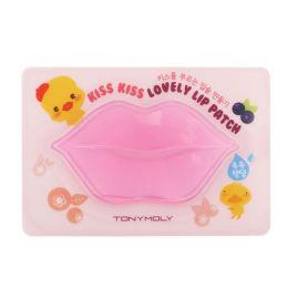 TONY MOLY Гидрогелевая маска для губ Kiss Kiss Lovely Lip Patch
