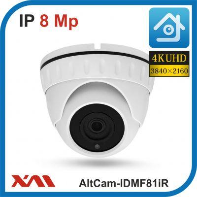 Камера видеонаблюдения AltCam IDMF81IR. POE/12V.