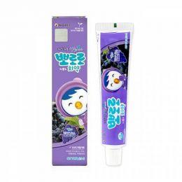 Pororo toothpaste 50g (grape) Детская зубная паста - Виноград