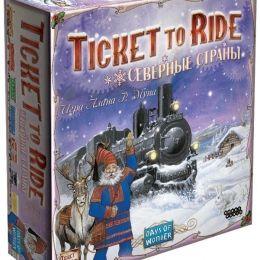 Ticket to Ride: Северные страны (на русском)