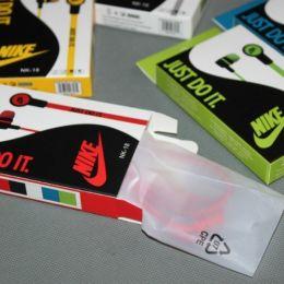 Наушники Nike NK-18 белый