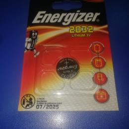 Батарейка Energizer 2032 3V