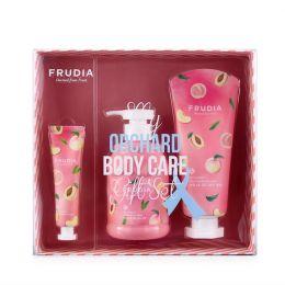 FRUDIA Подарочный набор для тела (персик) / Frudia My Orchard Body Care Gift Set (Peach Lover)