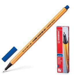 """Ручка капиллярная STABILO """"Point"""", толщ. письма 0,4мм, 88/41, синяя"""