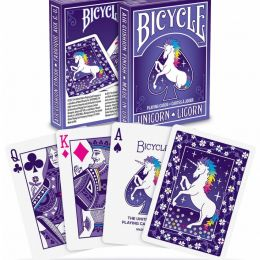 Карты Bicycle Unicorn
