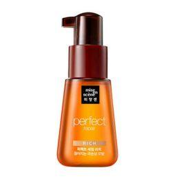 MISE EN SCENE Восстанавливающая сыворотка-масло для сухих волос Perfect Serum Rich