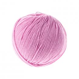 YarnArt Jeans 20 (розовый), 55%хлопок, 45% акрил, 50 гр.160 м