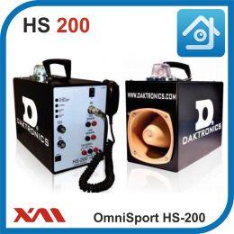 OmniSport® Daktronics HS-200. Стартовый сигнал.