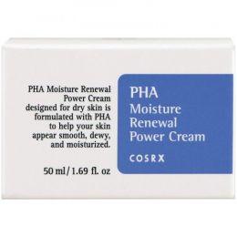 COSRX Обновляющий крем для лица с PHA-кислотой PHA Moisture Renewal Power Cream