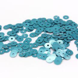 Пайетки плоские 6069 Metal 4 мм 3 гр (Италия)