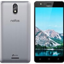 Смартфон Neffos C5s TP704A 1/8Gb Grey